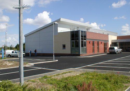 Linear Accelerator James Cook Hospital